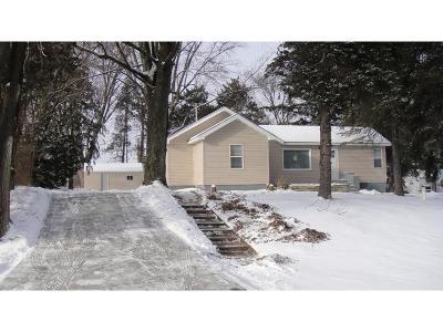 Ham Lake Single Family Home For Sale: 17530 Highway 65 NE