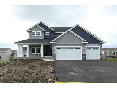 Lakeville Single Family Home For Sale: 9156 187th Street W
