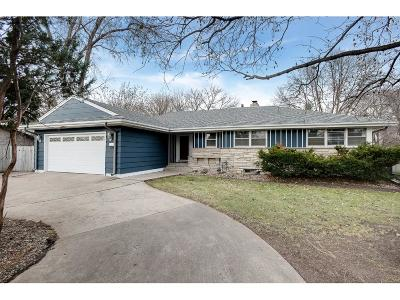 Robbinsdale Single Family Home Sold: 4520 Lake Drive Avenue N