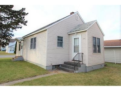 Melrose Single Family Home For Sale: 301 2nd Street SE