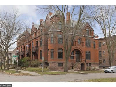 Saint Paul Condo/Townhouse For Sale: 198 Kent Street
