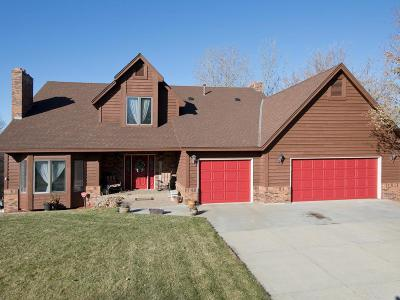 Eagan Single Family Home For Sale: 712 Stonewood Road
