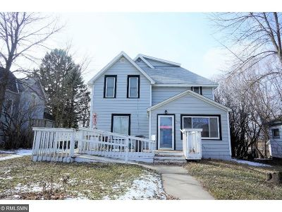 Eden Valley MN Single Family Home For Sale: $99,900