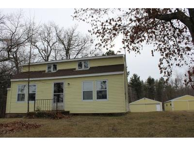 Aitkin MN Single Family Home For Sale: $130,000