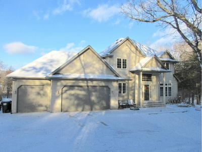 Sherburne County Single Family Home Contingent: 13476 91st Street SE