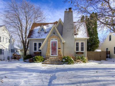 Robbinsdale Single Family Home Sold: 2728 Zenith Avenue N