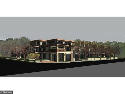 Hennepin County Condo/Townhouse For Sale: 105 E Lake Street E. #107