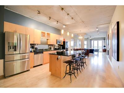 Condo/Townhouse For Sale: 212 N 1st Street #603