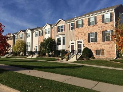 Eden Prairie Condo/Townhouse For Sale: 10113 Indigo Drive