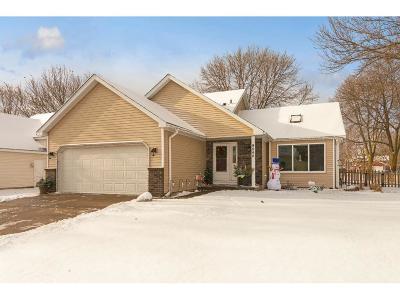 Blaine Single Family Home Contingent: 9848 Taylor Court NE