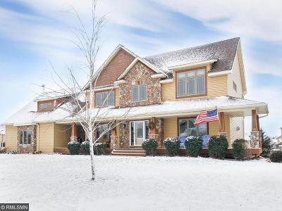 Brooklyn Park Single Family Home For Sale: 10703 Regent Avenue N
