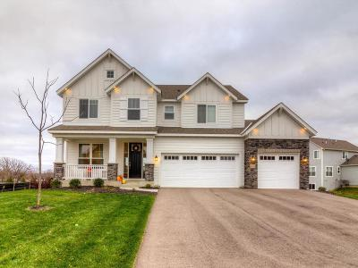 Hennepin County Single Family Home For Sale: 3750 Crane Island Court Court