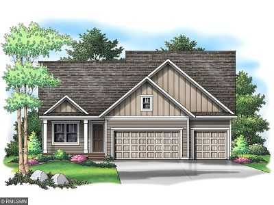 Burnsville Single Family Home For Sale: 12907 Glenhurst Avenue