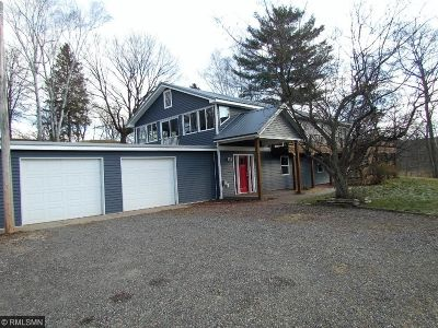 Aitkin Single Family Home For Sale: 43903 330th Lane