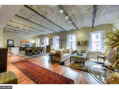 Saint Paul Condo/Townhouse For Sale: 300 Wall Street #401