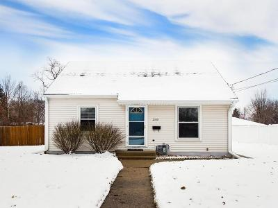 Hennepin County Single Family Home For Sale: 2100 E 87th Street