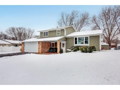 Hastings Single Family Home For Sale: 1238 View Court