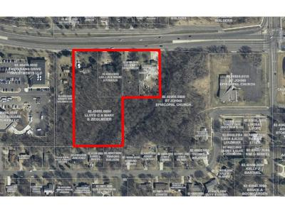 Stearns County Residential Lots & Land For Sale: 648 Roosevelt Road