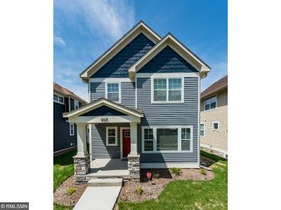 Minneapolis Single Family Home For Sale: 4921 Girard Avenue N