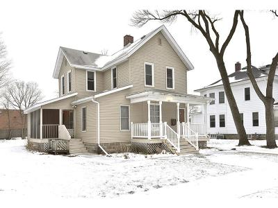 Faribault Single Family Home For Sale: 611 5th Street NW