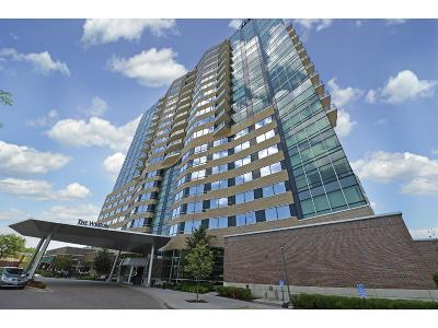 Edina Condo/Townhouse For Sale: 3209 Galleria #1808