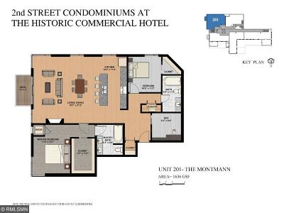 Hudson Condo/Townhouse For Sale: 517 2nd Street #201