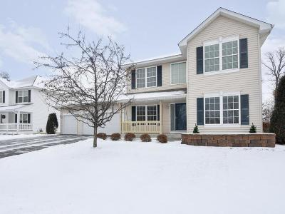 Elk River Single Family Home For Sale: 18485 Trott Brook Parkway NW