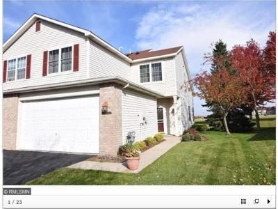 Lakeville Condo/Townhouse For Sale: 16362 Jamison Path