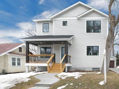 Minneapolis Single Family Home For Sale: 5405 Xerxes Avenue S