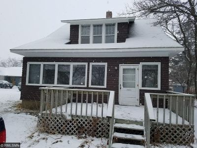 Sauk Centre Single Family Home For Sale: 211 Main Street N
