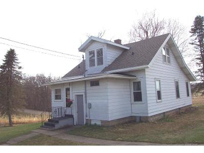 Menomonie Single Family Home For Sale: N3510 630th Street