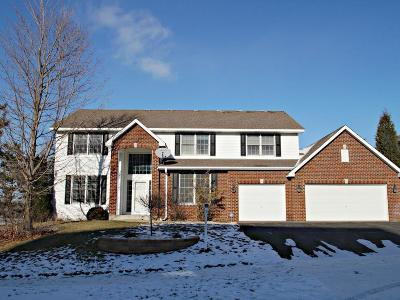 Eagan Single Family Home Contingent: 4602 Stonecliffe Drive