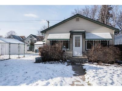 Minneapolis MN Single Family Home Contingent: $164,900