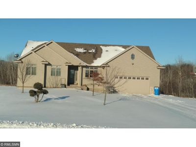 Isanti Single Family Home For Sale: 487 290th Lane NW
