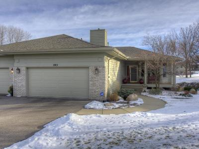 Eden Prairie Condo/Townhouse For Sale: 8913 Hilloway Road