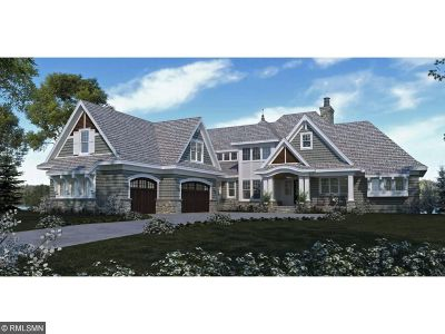 Orono MN Single Family Home For Sale: $4,775,000
