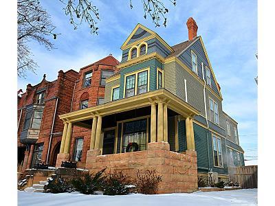 Saint Paul Single Family Home For Sale: 731 Lincoln Avenue