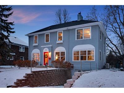 Minneapolis Single Family Home For Sale: 520 W 53rd Street