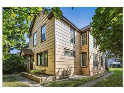 Saint Paul Single Family Home For Sale: 598 Rose Avenue E