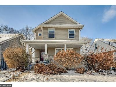 Minneapolis Single Family Home Contingent: 5508 39th Avenue S