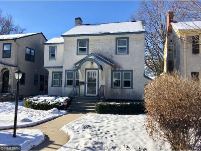 Saint Paul Single Family Home For Sale: 377 Woodlawn Avenue