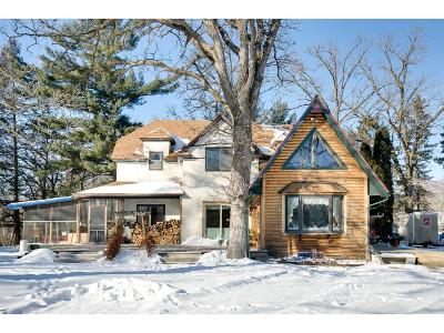 Chisago County, Isanti County, Pine County, Kanabec County Single Family Home For Sale: 30931 Finch Avenue