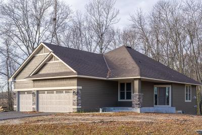 Wyoming Single Family Home For Sale: 25502 West Comfort Lake Drive
