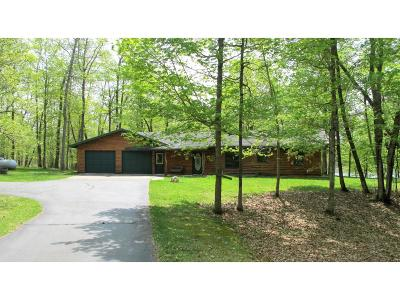Deerwood Single Family Home For Sale: 15474 Crooked Lake Road