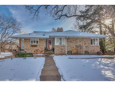 Edina Single Family Home For Sale: 4613 Cascade Lane