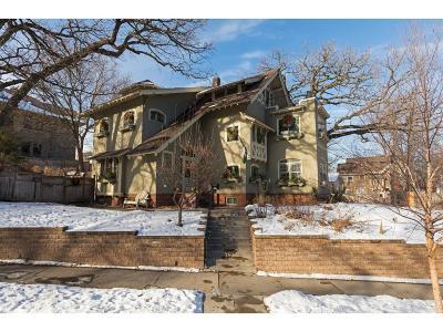 Saint Paul Single Family Home Contingent: 567 Lincoln Avenue