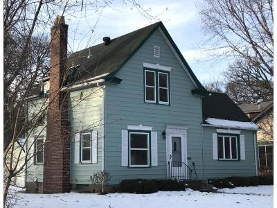 Minneapolis Single Family Home For Sale: 172 Bedford Street SE