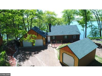 Deerwood Single Family Home For Sale: 14730 Maple Lake Drive