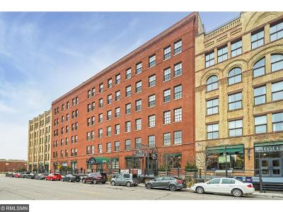 Minneapolis Condo/Townhouse Contingent: 716 N 1st Street #533