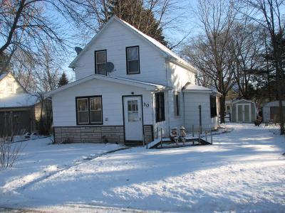 Saint Cloud Single Family Home For Sale: 30 21st Avenue S